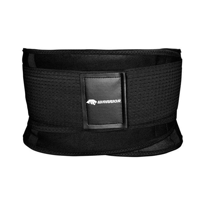 maskateer mens warrior gym belt black