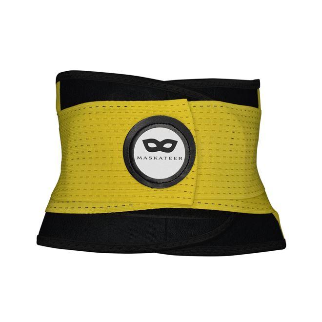 Bild von Active Me Yellow Gym Belt